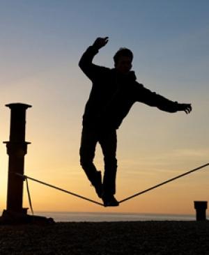 L'equilibrista e il nano.